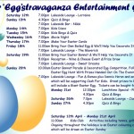 Easter Entertainment 2014