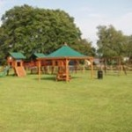 Childrens Adventure Play Park