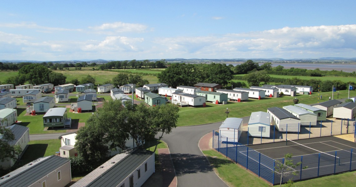 Cottage And Glendale Holiday Park Caravan Holiday Homes In The Lake District